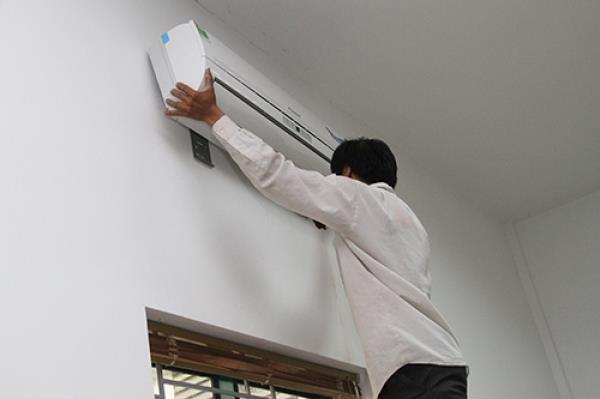 Địa chỉ cung cấp dịch vụ di dời máy lạnh tại Biên Hoà