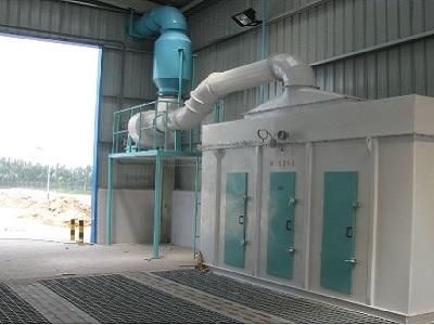 Hệ thống xử lý khói, bụi công nghiệp